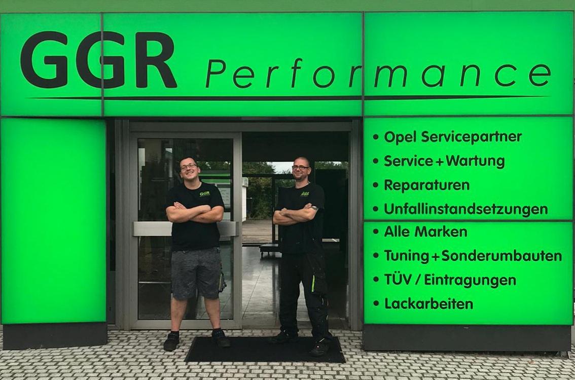 GGR Performance Wertingen